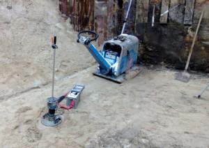 Facharbeiter Baustoffprüfer - Arbeitsgerät