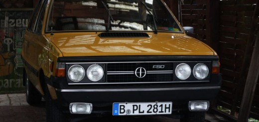 FSO Polonez Note 1