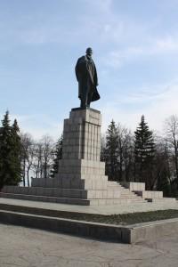 Lenindenkmal uljanowsk
