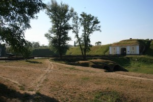 Eingang Brester Festung Belarus