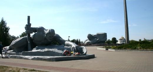 mahnmal brester festung belarus