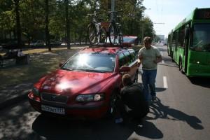 unfall brest belarus