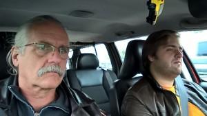 Frustrierende Fahrt von Amt zu Amt