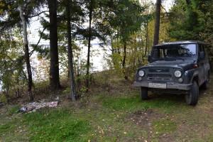 Abenteuercamping im Wald